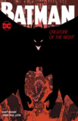 Batman. Creature of the night Book cover