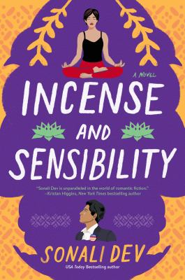 Incense and sensibility : a novel Book cover