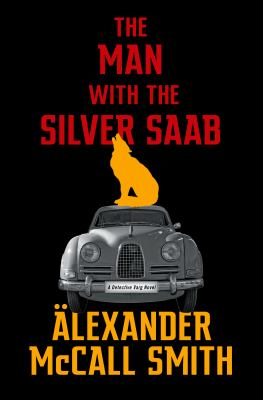 The man with the silver Saab Book cover
