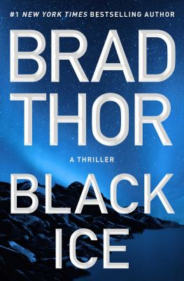 Black ice : a thriller Book cover