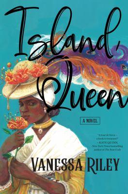 Island queen : a novel Book cover