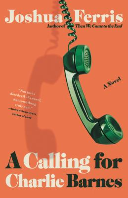 A calling for Charlie Barnes : a novel Book cover