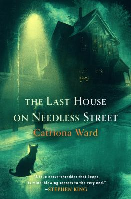The last house on Needless Street Book cover